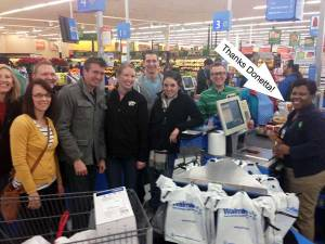 KVC 2013 - Walmart Shopping