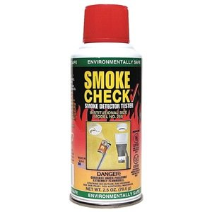 Liquid Smoke Detector Spray