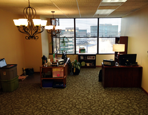 New Office Space - Additional Space
