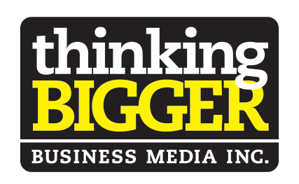 Thinking Bigger Business Logo