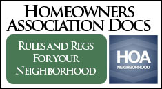 Home Rental Services - HOA Documents