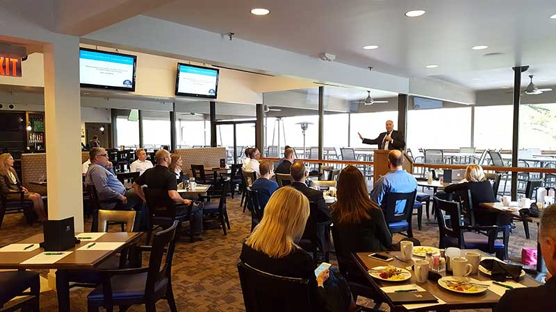 April 2016 Vendor Breakfast