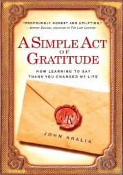 Book: A Simple Act of Gratitude