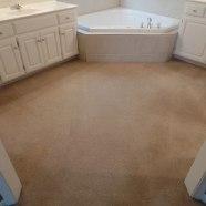 Olathe Master Bedroom Tile Before