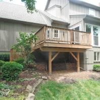 Home Rental Services Reno1 Deck After