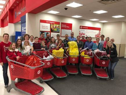 Home Rental Services: KVC Shopping at Target