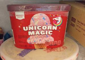 Home Rental Services: Unicorn Magic Ice Cream