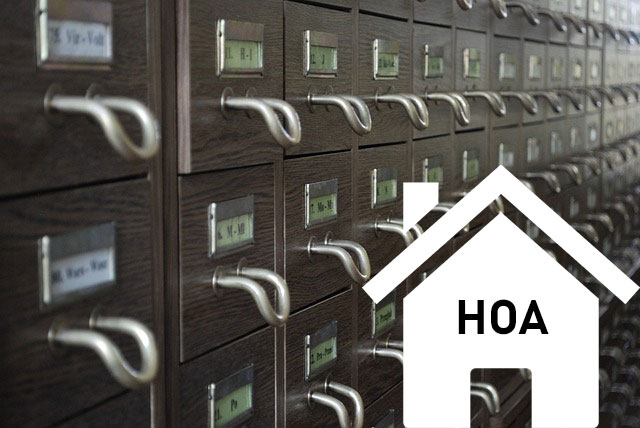 free resource homeowners association documents home rental