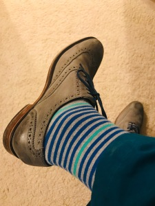 Socks at Work