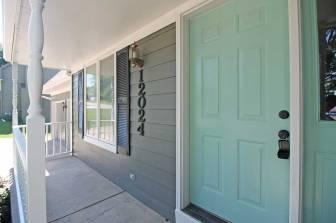 Front Door - After