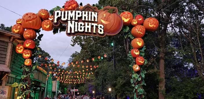 Silver Dollar City: Pumpkin Nights