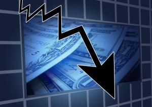 Downward Financial Trend